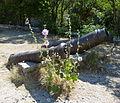 Gjirokastër Festung - Kanonen 1.jpg