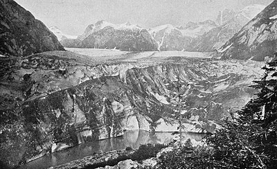 Glacier - Stickeen Valley - Alaska Days with John Muir.jpg