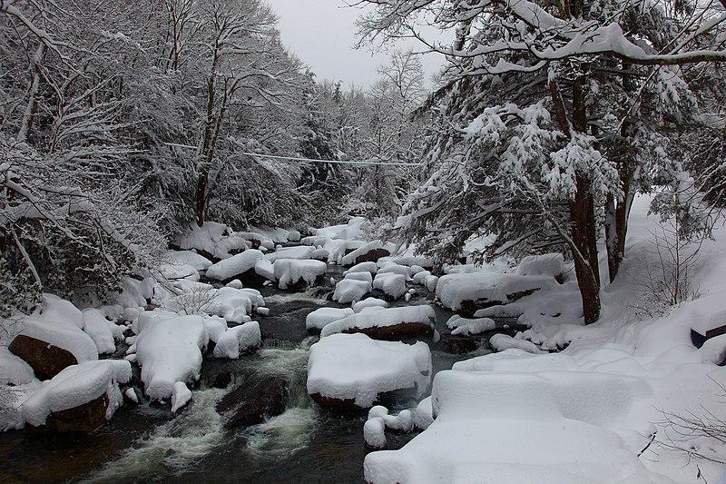 File:Glade-creek-west-virginia-winter-snow-pub - West Virginia - ForestWander.jpg