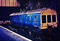 Glasgow Queen Street track measuring Dynometer coach TDM395279.jpg