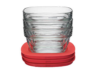 Rubbermaid - Rubbermaid glass food storage containers.