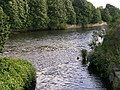 Glaze Brook enters the Manchester Ship Canal - geograph.org.uk - 33232.jpg