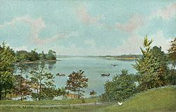 Taunton Bay in 1908