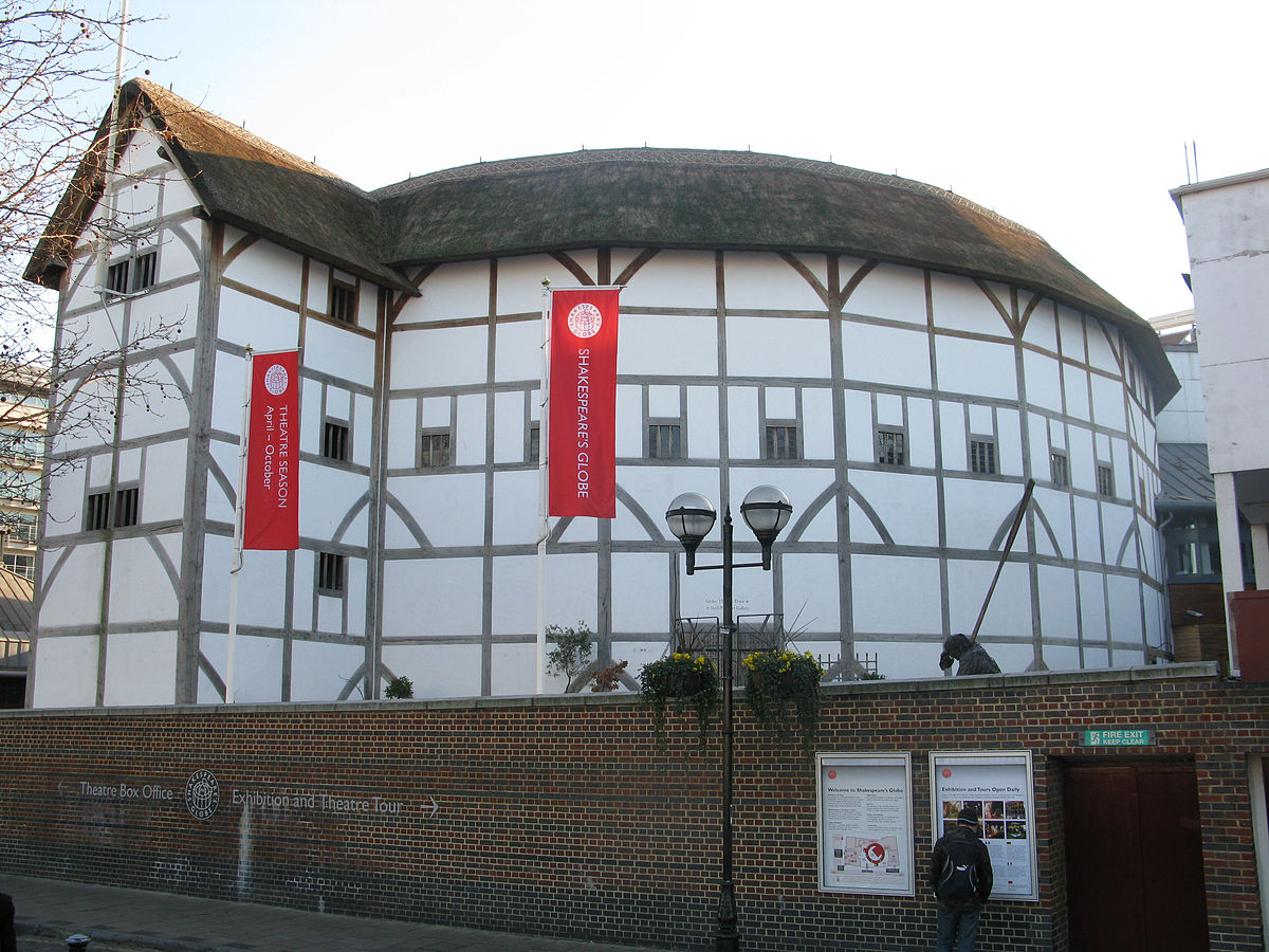 Citaten Shakespeare Theater : Globe theatre wikipedia