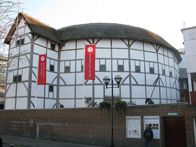 Shakespeare's Globe Theatre_6