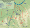 Gloucestershire Regiment at the Battle of the Imjin River.png