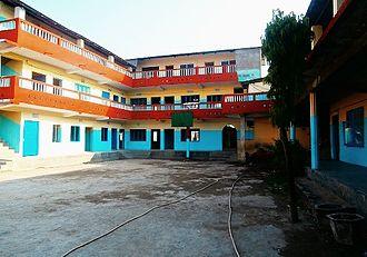 Godawari Vidhya Mandir - A view of Godawari Vidhya Mandir