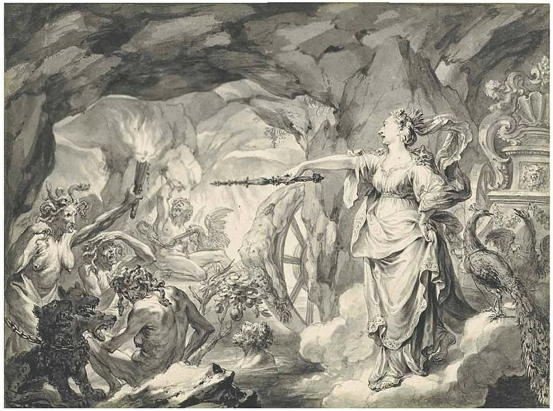 File:Godfried Maes - Illustrations to the Metamorphoses of Ovid, Juno in Hades.jpg