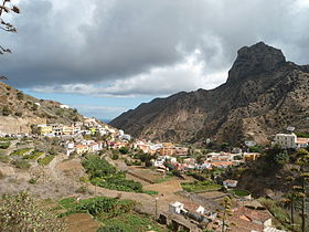 Image illustrative de l'article Vallehermoso (La Gomera)