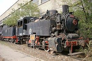 China Railways GJ - GJ 1019 at Datong Railway Museum