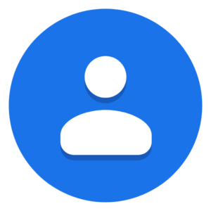 Google Contacts - Image: Google Contacts logo