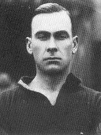 1946–47 Port Vale F.C. season - Manager Gordon Hodgson during his playing days.