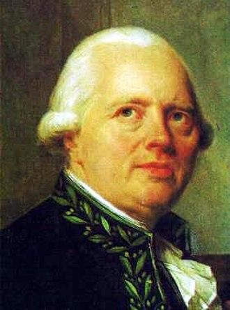 François-Joseph Gossec - François-Joseph Gossec, by Antoine Vestier.