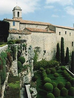 Gourdon, Alpes-Maritimes - Gourdon Castle