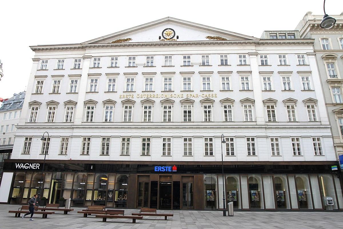 Erste Bank Wikipedia