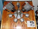 Graham-Paige radial assembly - Oregon Air and Space Museum - Eugene, Oregon - DSC09689.jpg