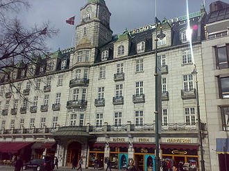 Grand Hotel (Oslo) - Image: Grand Hotel 01