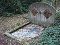 Grave, Highgate Cemetery - geograph.org.uk - 1586929.jpg