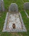 Grave of Magnus Volk at St Wulfran's Church, Greenways, Ovingdean (August 2014).JPG