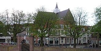 Grave, Netherlands - Grave town centre