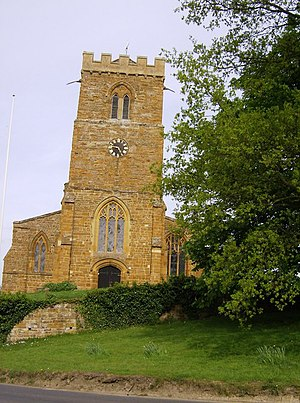 Great Brington - St Mary the Virgin's Church