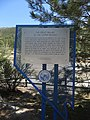 Great Incline of the Sierra Nevada, Nevada Historical Marker No. 246, Incline Village, Nevada (16959131112).jpg