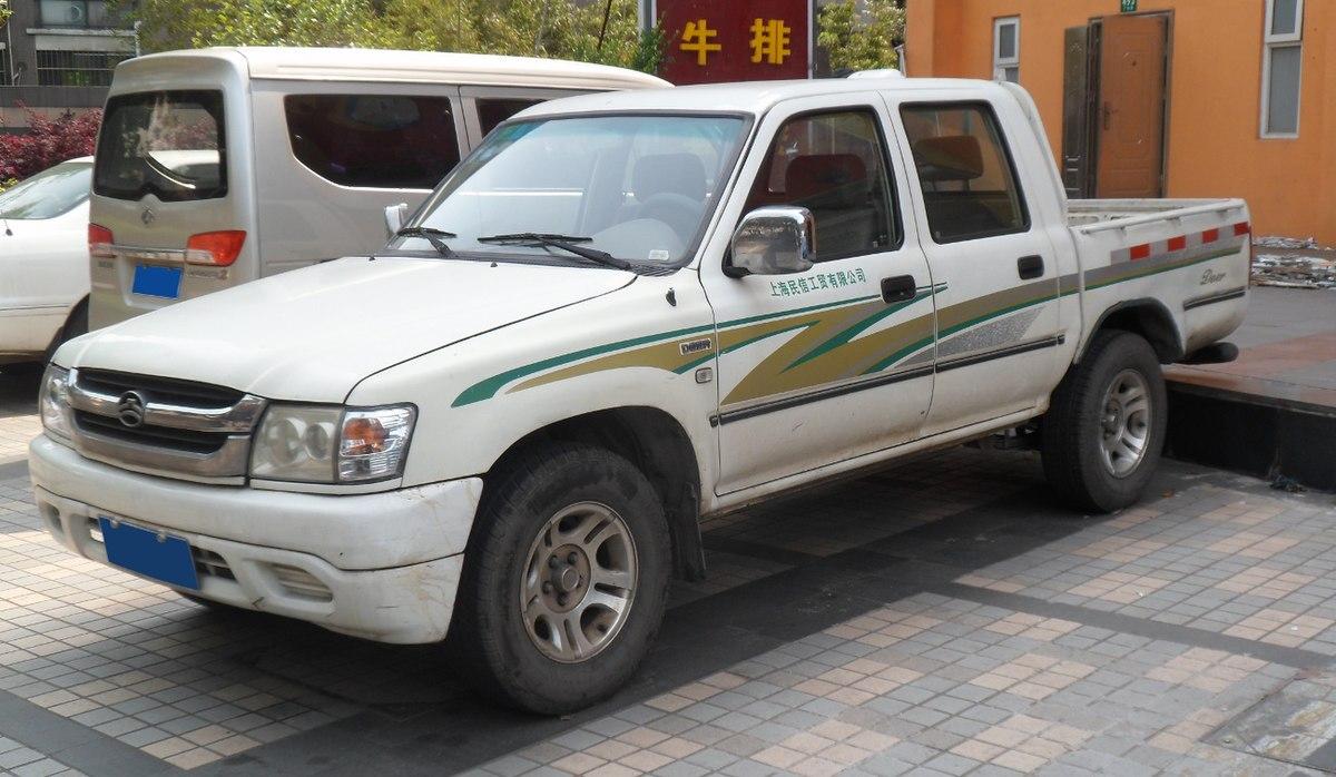 Petrol In Diesel Engine >> Great Wall Deer - Wikipedia