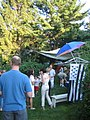 Great party for a yard! - Bastille Day Party in Portland Maine.jpg