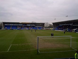New Meadow - North Stand.