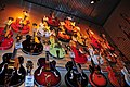 Gretsch & other guitars, Sam Ash, Hollywood.jpg