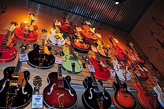 retail business that sells musical instruments and related equipment and accessories