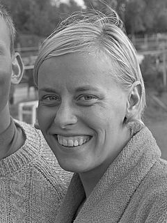 Gretta Kok Dutch swimmer