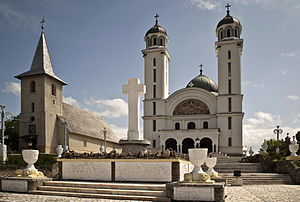 Ghelari - Image: Grigore Roibu Biserica Ghelari, Jud HD