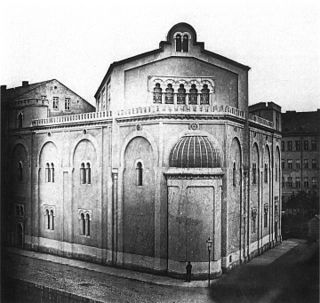 Leipzig Synagogue synagogue