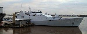 Holland-class offshore patrol vessel - Groningen