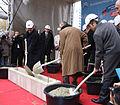 Grundsteinlegung Kulturzentrum und Moschee Köln-Ehrenfeld, 2009-2.jpg