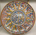 Gubbio, coppa a lustro, 1530-35 ca..JPG