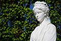 GuentherZ 2015-04-25 (33) Wien01 Volksgarten Denkmal Kaiserin Sisi.JPG