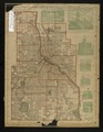 Guide map of Minneapolis, Minnesota, with street cars and ward boundaries, Minneapolis Directory Company, 1892.tif