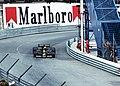 Gunnar Nilsson - Lotus 78 at Tabac at the 1977 Monaco GP.jpg