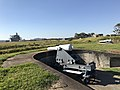 Guns at Fort Lytton, Brisbane 01.jpg