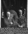 Gustav Geley and Stanley De Brath spirit photograph.png
