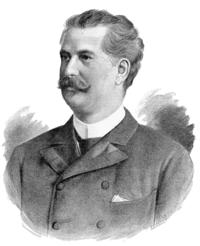 Gustav Ritter von Mauthner 1893 Wiener Salonblatt.png