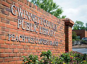 Gwinnett County Public Library - Peachtree Corners Library