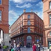 Rue des lois wikip dia for Hotel design toulouse centre ville