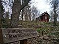 Hörtsänä Arboretum Kasvillisuutta.jpg