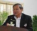 H.E Khieu Kanharith at Blogfest.Asia 2012.jpg