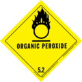 HAZMAT Class 5-2 Organic Peroxide Oxidizing Agent.png