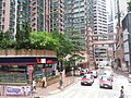 HK Bus 101 view 上環 Sheung Ean 皇后大道中 Queen's Road Central August 2018 SSG 16.jpg