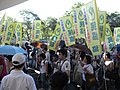 HK Causeway Road July 1 march 2010 民協 HK Association for Democracy and People's Livelihood ADPL 02.JPG